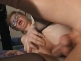 granny old woman fucked by young guy defy anal