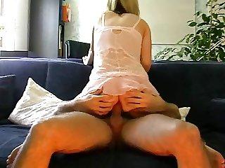 Blond Layman Anal Sex
