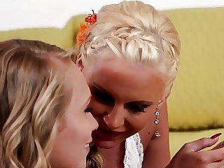 Older-Younger Lesbian Bliss28