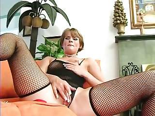 Gorgeous Clair forth Fishnet Stockings (UxP)