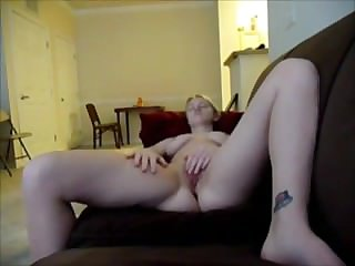 Dildo calumniate and orgasm more than my love-seat