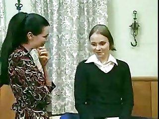 Misty Mundae - vampire lesbian scene