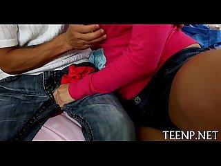 Large clunk teen porn pics