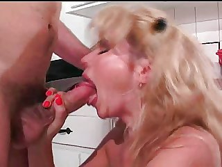 Kitty Foxx - Elder Squirters Vol 4