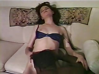 Despondent Skinny Halfwit Wife Black Bred