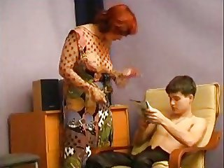 What is rub-down the Name of Russian Mature MILF ?