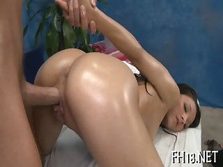 Cute sexy 18 year aged acquires screwed hard