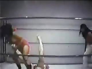 Vintage Mixed Call-girl Wrestling Beatdown 2 in all directions Vino