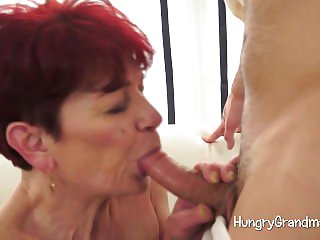 Bodily Granny Seduces A Youngster