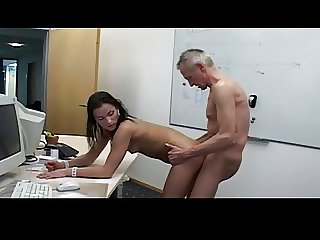 Grey fart with comely woman PART2 OF 2