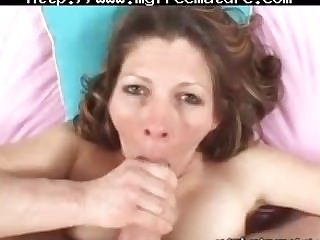 Chap-fallen Mom Swallows Fresh Cum mature mature porn granny superannuated cumshots cumshot