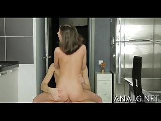 Easy generous a-hole anal porn