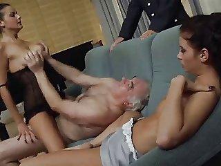 young brunette hostage seduces dramatize expunge prison master