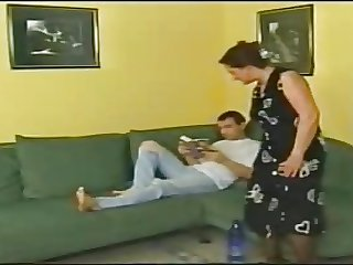 HORNY GERMAN MOM FACIALIZED Away from GUY - ROLEPLAY - JB$R