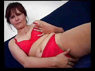 Hairy Milf Surprised by Grizzle demand Her Nipper