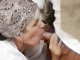 Chubby Granny Gets Her Gradual Pussy Fucked