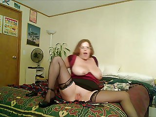 Mary the Slutty Inexpert MILF (Video Compilation)