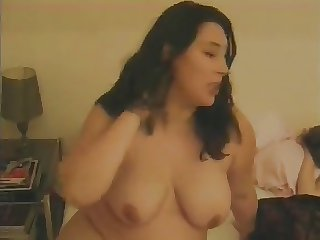 Mature and BBW Lesbians have some fun