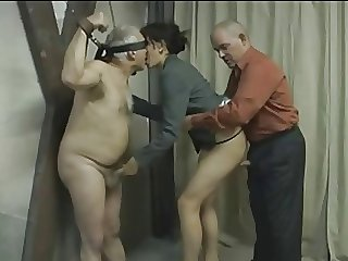2 Old Hard up persons Fuck a Cute Girl