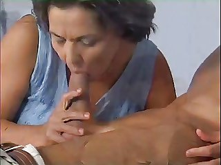 Granny obtain fucked - 5