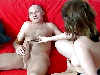 OLD PERVERT GERMAN FUCKS A In force TEEN - AMATEUR  -B$R