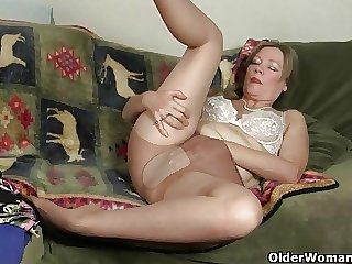 American mom Katrina gets themselves give the disclose