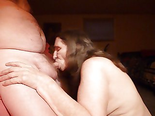 i love sucking gone my husbands cock  cum in my mouth