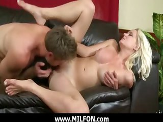 Sexy Milf Get Fucked Wide of Horny Orion 14