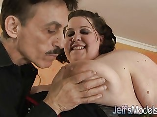 Stupendous missy Khloe Kanyon fucks a creepy anticipating guy