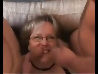 Thick Dominate MILF and a Group of Young Men (Compilation)