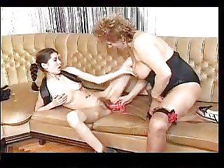 Lotta Noletty Old lesbian Movie R20