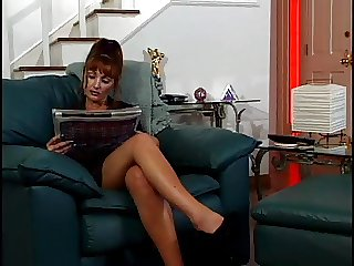 Sexy Red Head MILF Slut has Steamed up Sexy with a young guy.