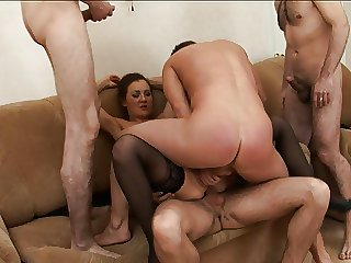 Federate Bang with a DP greater than a 48 yr age-old milf