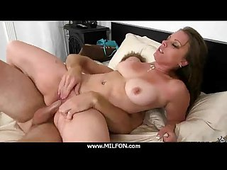 Super hot MILF takes this bushwa be fitting of a spur 26