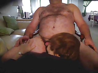 accept daddy gets blowjob
