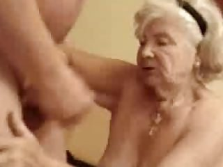 Very ancient granny finally titbits my cum