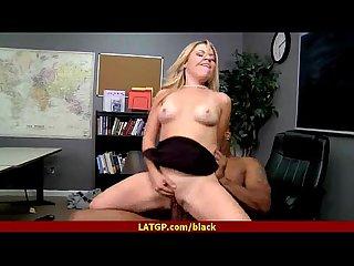 Milf has her Prime INTERRACIAL Monster Cock 20