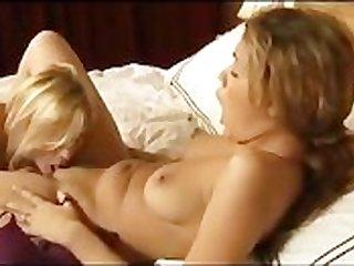 Lesbian 18 Teen Babysitter Fucks Mature Milf