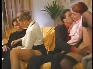 Italian Orgy On touching Mature Moms Dads With an increment of Blacks