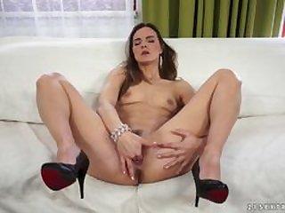 Grown up Patrizia Berger Needs a Careful Long Shower