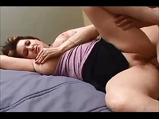 Amateur milf ass fucked on unalloyed homemade