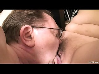 Old Couple All round Disconsolate Teen Fucked