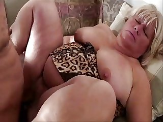 Fat pussy mature laddie