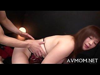 Attracting young progenitrix seduces man