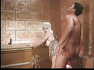 Light-complexioned MATURE FUCKED HARD IN BATHROOM - JP SPL