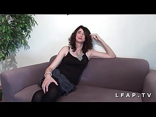 Thrust Maman francaise sodomisee fistee et facialisee