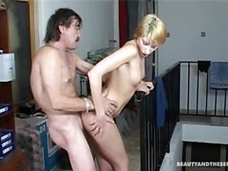 FemaleAgent Unsuspecting stud permeated pegging