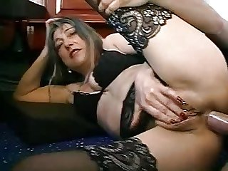 FRENCH MATURE WOMAN WITH PIERCINGS FUCKED Overwrought Hammer away PLUMBER