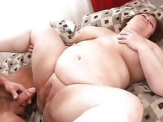 Mature Big Fat Cream Pie 8