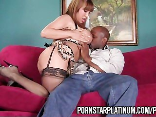 Ava Devine Takes A Fat Horseshit
